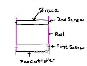 Aerogate 3 installation w/ antec quick release rails-rail.jpg