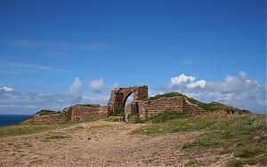 Castle, fortifications, gun battery, etc.-gronez.jpg