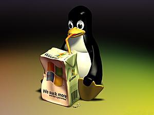 Fooling around with LogonStudio-penguin_windows_xp_we-suck-more.jpg