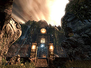 UT3 for PS3, first user created mod - DM Shrine-krodan5.jpg