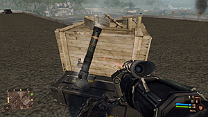 Incoming: Crysis Warhead-smoking_gun.png