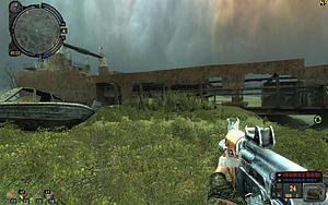 Call Of Prypiat, STALKER-xrengine-2009-11-11-13-54
