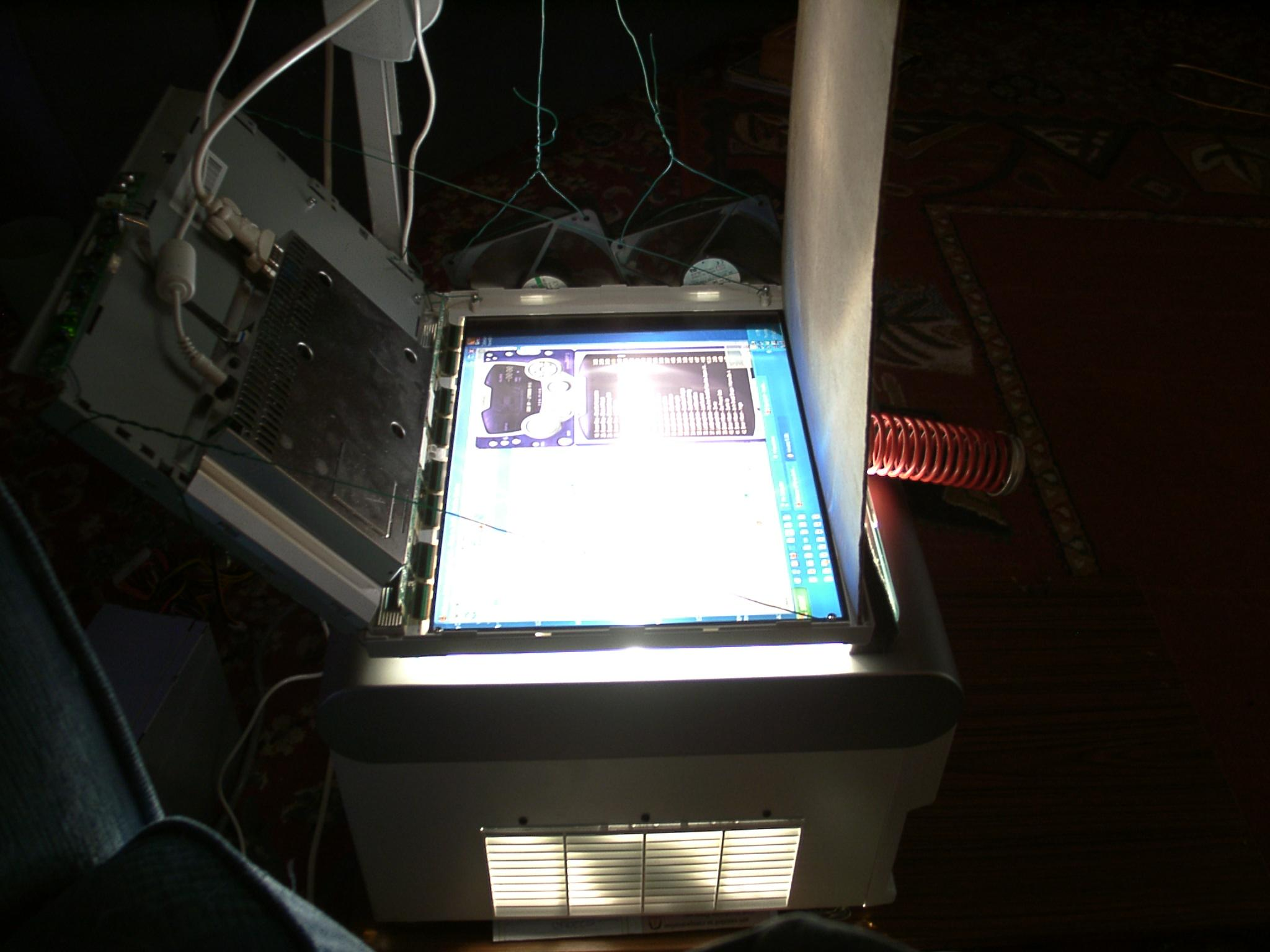 Home made projector! - Page 10 - AOA Forums