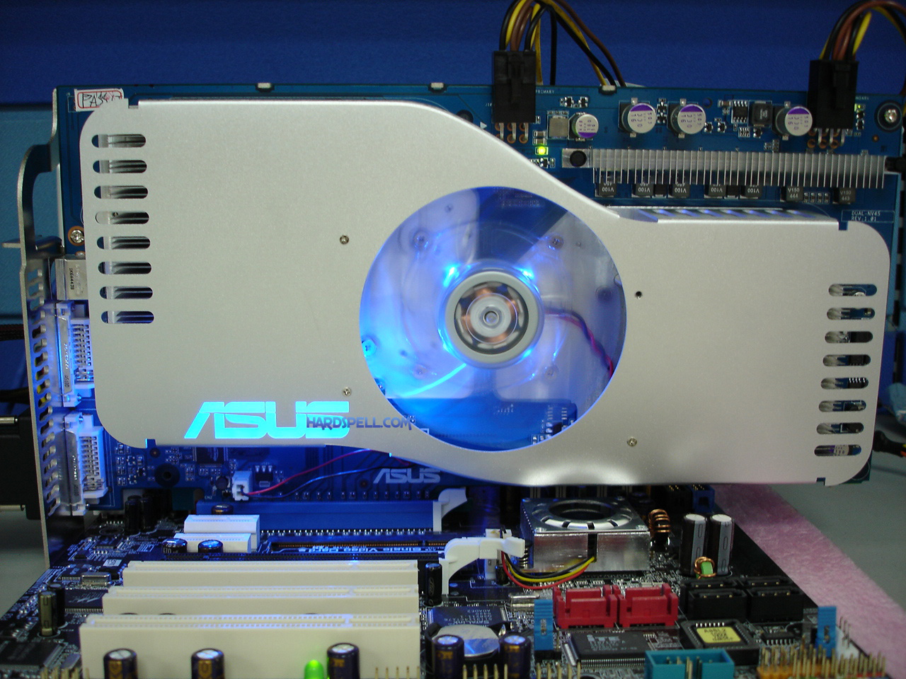 Dual 6800 GT Card From Asus 6800gt