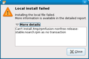I need help installing Nvidia driver in Fedora 11 64 bit please-screenshot-untitled-window.png