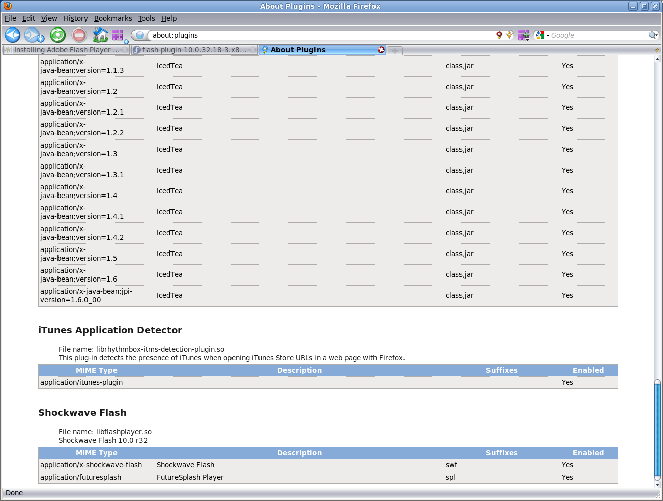 Installing adobe flash player 10 on fedora linux 64 bit Install adobe flash