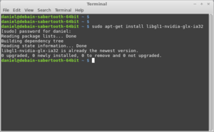 Need help installing 32bits OpenGL libraries in Mint Debain-screenshot-2013-08-21-16-44
