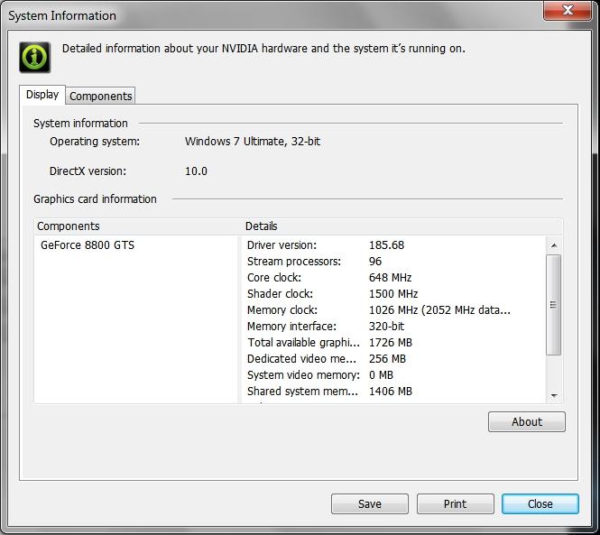 Nvidia Geforce 8400m Gt Windows 7 Driver Sony Vaio Download