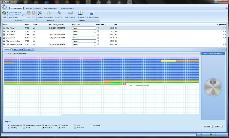 Как выполнить дефрагментацию диска на Windows 8 82