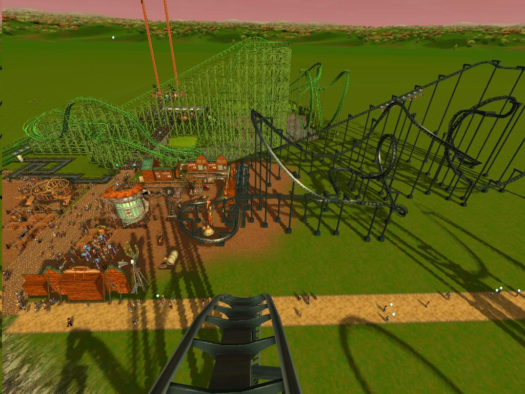 Review: RollerCoaster Tycoon 3 (PC)