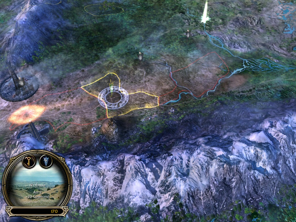 Review the lord of the rings the battle for middle earth pc the living world map gumiabroncs Images