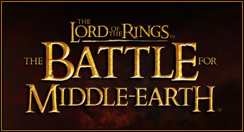 LOTR Battle for Middle Earth