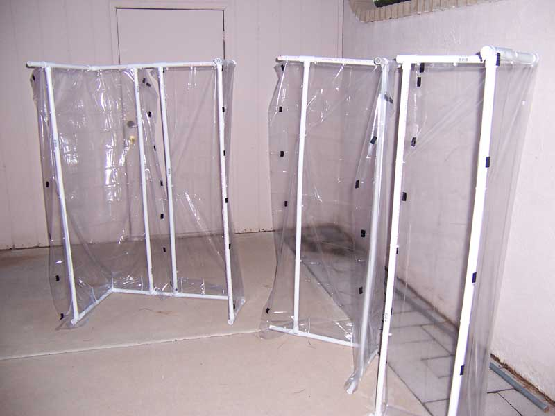 How To Homemade Spray Booth