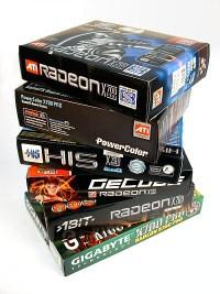 radeon X700 cards