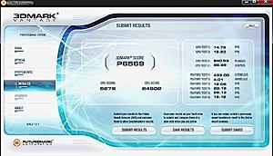 NVIDIA Enables PhysX for GeForce 8 Series, Launches New Quadro Plex Series-3dmark-vantage-p6569.jpg