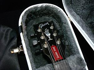 Connecting Live Instruments and technology...Gibson DarkFire-137a.jpg