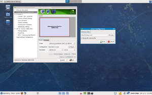 Hands-on: new Fedora release goes up to 11 but doesn't rock-screenshot.nvidis-save.png
