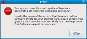 I need help installing Nvidia driver in Fedora 11 64 bit please-screenshot-error.png
