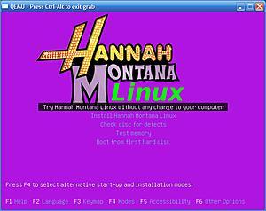 Can I install Hannah Montana Linux on my PC?-hannah.jpg