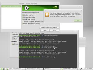 Mint 13 32 bit on a 64 bit System...That's right! I converted!!-screenshot-2012-10-08-13-14