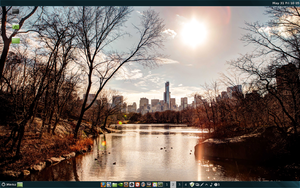 Linux Mint 15 RC Released-screenshot-2013-05-31-10-58