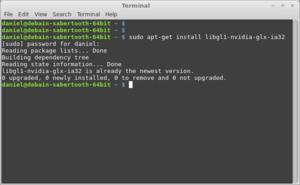 Need help installing 32bits OpenGL libraries in Mint Debain-screenshot-2013-08-21-16-44