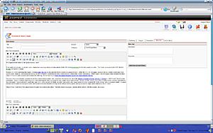 Browser battle: Firefox 3.1 vs. Chrome vs. IE 8-jooomla-cut-and-paste-screenshot.png