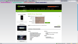 Nvidia 191.07 Geforce/ION drivers released-screenshot-drivers-download-nvidia-drivers-mozilla