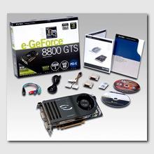 EVGA 8800 GTS