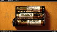 PSP battery mod