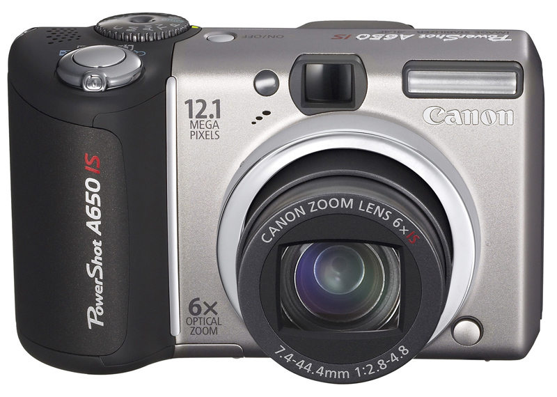 PowerShot A650 IS