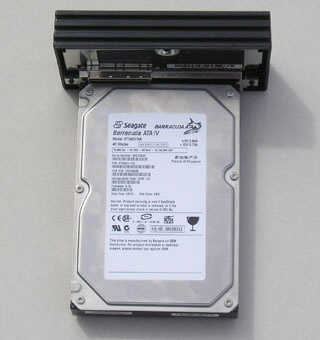 PS2 HDD